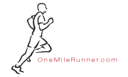 One Mile Runner Blog Logo