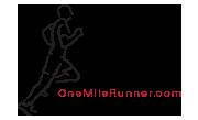 One Mile Runner Blog Logo